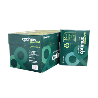 Optimus Recycled Copy Paper