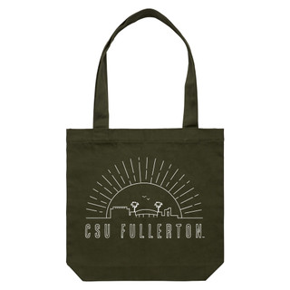 The Adventurer Tote - Green