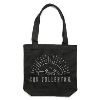 The Adventurer Tote - Black