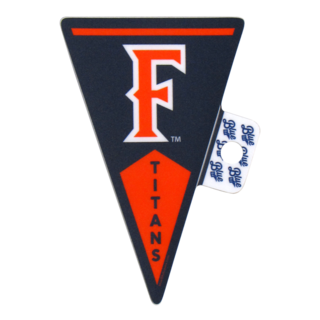 Titans Pennant Decal
