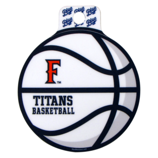 Titans Basketball Decal