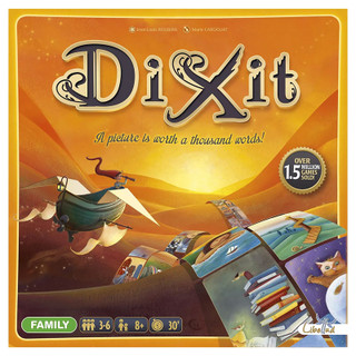 Dixit Board Game - 1