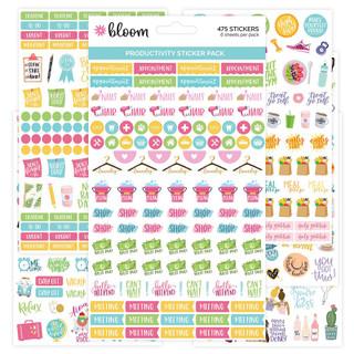 Bloom Sticker Pack - Productivity