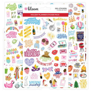Bloom Sticker Pack - Holiday