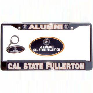 Alumni License Frame Combo