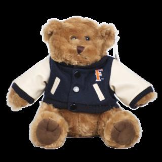 Letterman Jacket Plush Bear