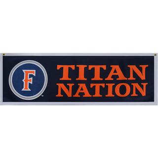 Titan Nation Pennant