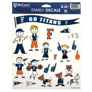 Large Family Decal Pack