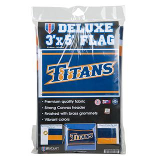 Deluxe 3 x 5 Titans Flag
