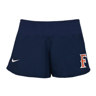 Nike Rival CSUF Shorts - Navy