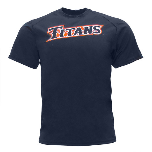 Ultimate Titans Youth Tee - Navy