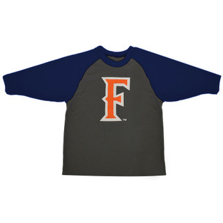 Fierce Fullerton Youth Baseball Tee