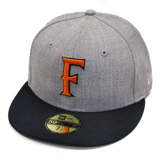 Authentic on the Field Fullerton Cap - Gray