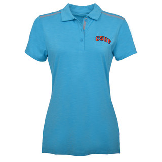 Back Nine Polo - Light Blue