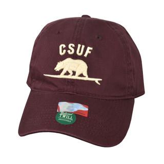 CSUF Republic Cap - Maroon