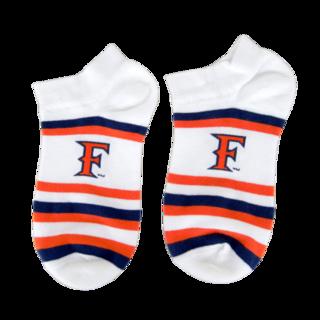 Marbled Striped Socks