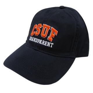 Classic CSUF Grandparent Cap - Navy