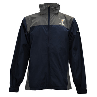 Outdoor Titan Rain Jacket - Navy