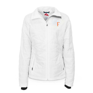 Women's Mighty 'F' Jacket - White