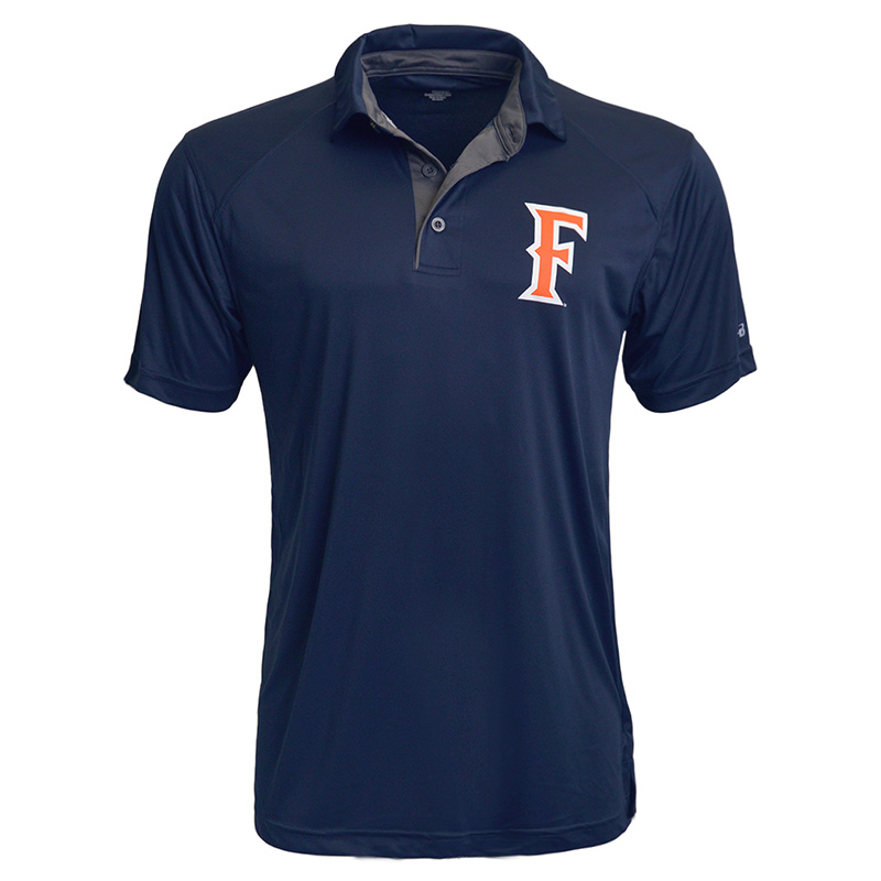 Badger Sport Ultimate F Polo - Navy