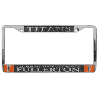 Titans License Plate Frame