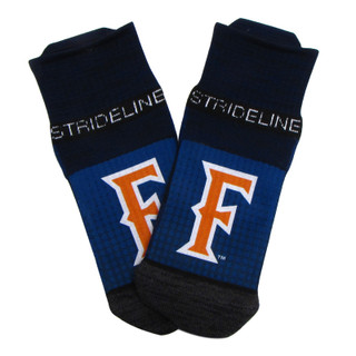 CSUF Strideline Socks - Navy