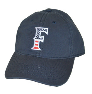 "Patriotic Legacy ""F"" Cap - Navy"