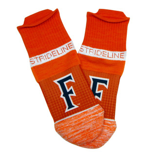 CSUF Strideline Socks - Orange