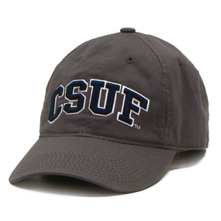 "CSUF ""Game On"" Snapback - Charcoal"
