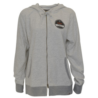 Titans Palm Hoodie - Light Oxford