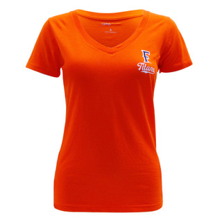 Titans Rockin' V-Neck - Orange