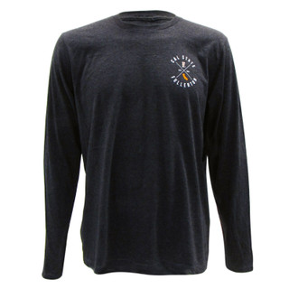 By the Shoreside Mihaylo Long Sleeve - Charcoal