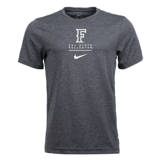 Nike Coach Tee - Anthracite Tuffy