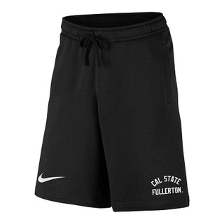 Nike Club Fleece Shorts - Black