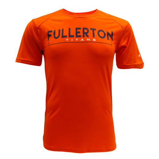Ultimate Titan Workout Tee - Orange