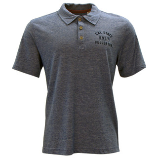 Weatherproof® Vintage Micro Stripe Polo - Blue