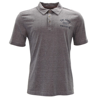 Weatherproof® Vintage Micro Stripe Polo - Gray