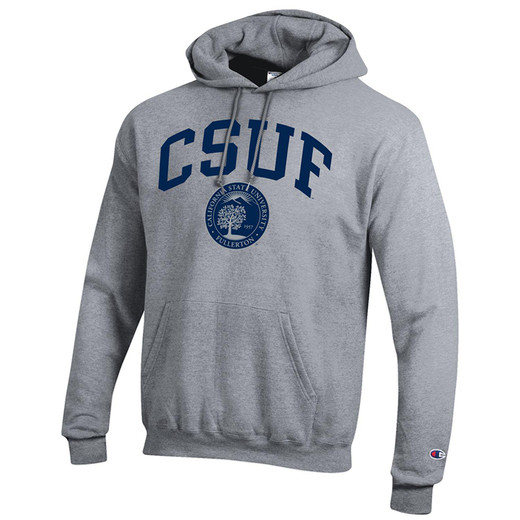 CSUF Seal Champion Hoodie - Oxford
