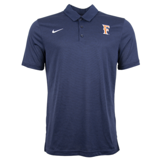 Nike Men's Dry Stripe Polo - Front