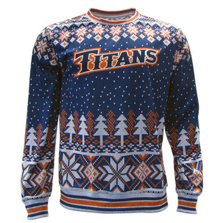 Titans Holiday Long Sleeve