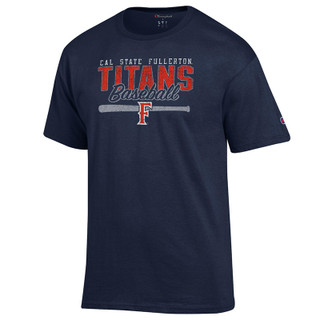 Champion Titans Baseball Bat F Tee