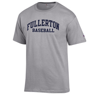 Fullerton Arched Baseball Tee