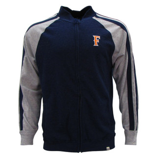 Men's Middle Brooks Full Zip Fleece