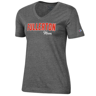 Fullerton Mom V-Neck