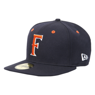 New Era 'F' Cap - Navy