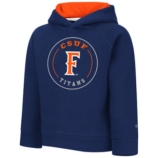 Colosseum Toddler Boys Plankton Pullover Hoodie - Navy
