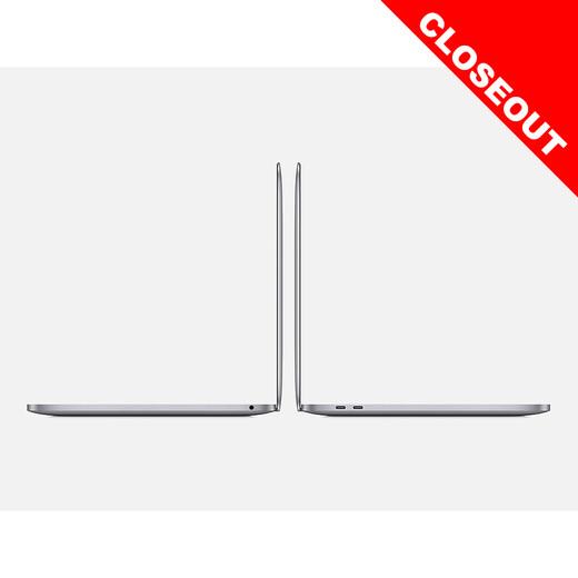 13-inch Macbook Pro (2020) - 1.4GHz 8th-Gen Intel Core i5 - Space Gray - Side
