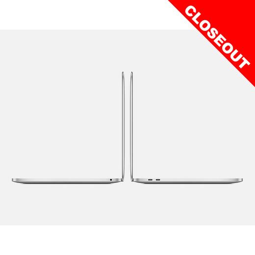 13-inch Macbook Pro (2020) - 1.4GHz 8th-Gen Intel Core i5 - Silver - Side
