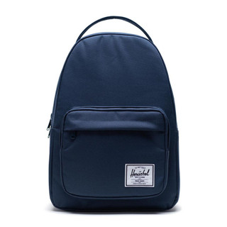Herschel-Miller-600D-Poly-Backpack - Navy