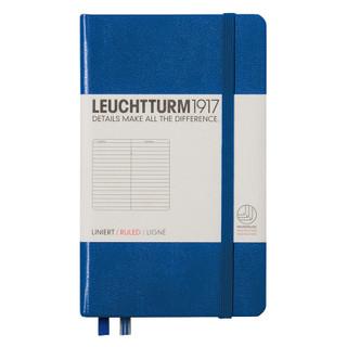 Pocket Ruled Notebook - Royal Blue